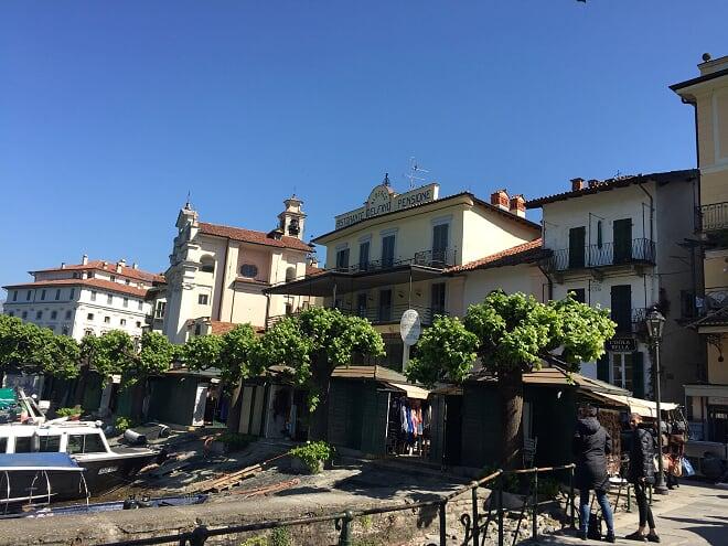 Lago Maggiore – Isola Bella és Szent Katalin- kolostor